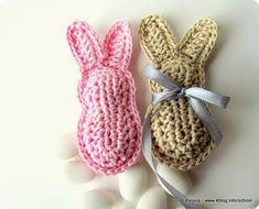 #Crochet #Bunny Softies #Easter