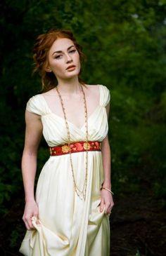 Gypsy Rose Bohemian Wedding Dress