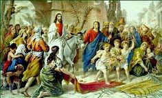 Catholic News World : What is Palm Sunday? SHARE an Awesome Video that s. Sunday Pictures, Holiday Pictures, Church Pictures, Religious Pictures, Bible Pictures, Religious Quotes, Religious Art, Pictures Images, Photos