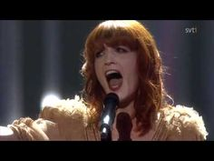 Florence + the Machine - Cosmic Love (Live at Nobel Peace Prize Concert 2010) - Makes me stop breathing for a moment.
