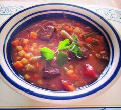 Vegan Beef-less Stew  Recipe on my blog http://vegangypsy.blogspot.com
