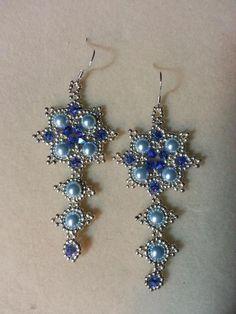 Star of Bethlehem Earrings | Craftsy