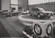 Berlin Motor show 1970