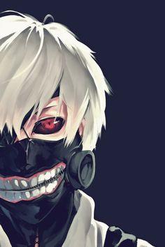 Tokyo Ghoul kaneki ken http://www.trustedeal.com/Tokyo-Ghoul-Ken-Kaneki-Mask-Cosplay-Accessory_p220480.html