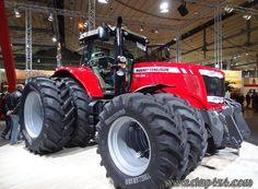 massey ferguson tractors | Tractors - Farm Machinery: Massey Ferguson 7624 Dyna-vt