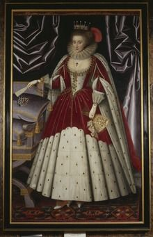 Lucy Russell, Countess of Bedford by William Larkin (Nationalmuseum - Stockholm, Sweden). From Wikimedia. The wheel farthingale, seen in her portrait as a peeress, is gone. Couple Wallpaper, Love Wallpaper, 2000s Fashion Trends, A Discovery Of Witches, Plantagenet, Manga Illustration, Illustrations, Trending Outfits, Anime