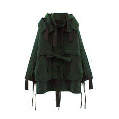 CRAIG GREEN AW15 - Parachute Jacket - #craiggreen