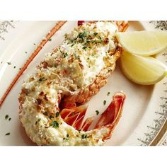It's up there with devils-on-horseback and prawn cocktail for its retro-style status but nevertheless, this Lobster mornay by Woman's Day is a delicious throwback to the past.