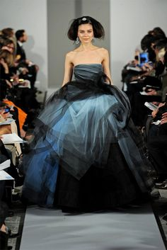 Oscar de la Renta fall 2012 New York fashion week