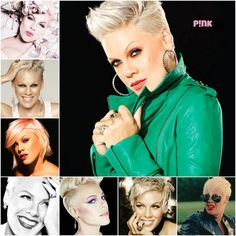 P!nk-Collage