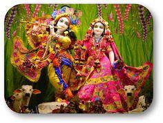Daily Darshan (25-08-13) Sri Sri Radha Vrindavanchandraji @ISKCONNVCC, Pune
