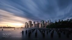 New York - An other shot from this beautiful Sunset in New York last week!