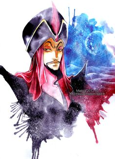 Jafar - Aladdin by *Maevachan on deviantART