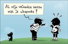 Jip en Janneke op Facebook (Dutch)