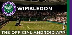 Sigue el campeonato de Wimbledon 2012 desde la aplicación oficial para Android  http://www.xatakandroid.com/p/85361