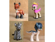CUSTOM ORDER: My little pony G4 pet or wildlife portrait