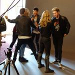 One Direction Teen Vogue September 2013 Issue