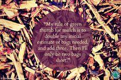 Flowering Wisdom | Gardening Quotes http://eaglesonlandscape.com/flowering-wisdom-gardening-quotes-elc/