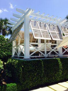 Charleston Pool Cabana