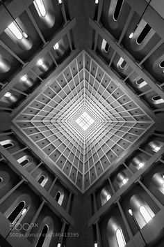Squares by yvesl #architecture #building #architexture #city #buildings #skyscraper #urban #design #minimal #cities #town #street #art #arts #architecturelovers #abstract #photooftheday #amazing #picoftheday