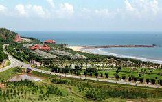 Cho thuê xe 16 chỗ du lịch tắm biển Diễn Thành Nghệ An