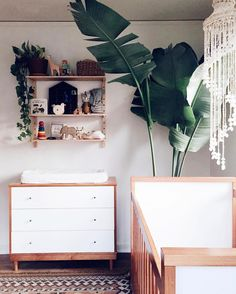 nursery inspiration from @calivintage