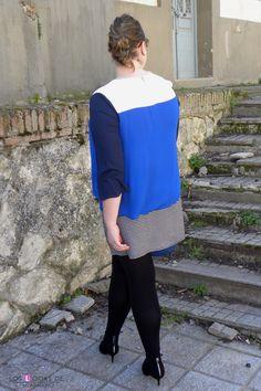 Trendy Curvy Look. FALDA VICHY CUADROS #primark #vichy #cuadros #primavera #look #falda #azulklein #fashion #moda #outfittallagrande #curvy #plussizecurve #personalshopper #curvygirl #loslooksdemiarmario #bloggermadrid #outfit #plussizeblogger #fashionblogger #influencer #trendy #bloggerXL