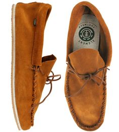 Best shoes EVER. Element Prairie Moccasin Shoes. Buyin'em next summer fo sho