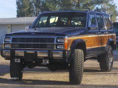 Jeep baby wagoneer xj