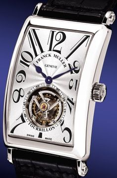 Franck Muller Long Island Tourbillon