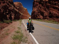 Home and the Open Road: bicycle touring