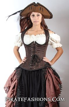 This here arrrr New Buxom Bodice, it be replacing the Wench Bodice. It fixes the…