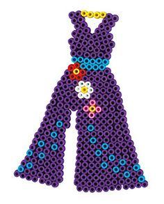 Hama - 3134 - Loisirs Créatifs - Boîte Grand Modèle Perles à Repasser - Taille Midi - La Mode