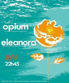Festa Opium - novembro 2016 - Eleanora
