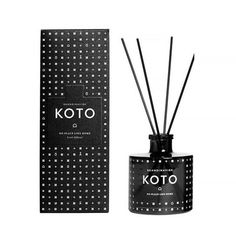 top3 by design - Skandinavisk - KOTO diffuser black