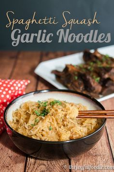 A healthy, simple and delicious side dish for any Asian meal. gluten free, grain free, Paleo friendly