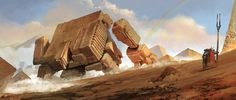 Golem Master Up by artcobain.deviantart.com on @deviantART