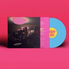 Unknown Mortal Orchestra - Multi-Love LP (Blue Vinyl)