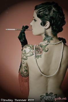 60 Tattoos for Girls 09 | tattoo ideas for girls, womens tattoos, inked girls, tattoos for women, ink inspiration