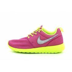 9ee28d0c9fb6 Basket Nike Roshe Run (GS) - 599729-501 NIKE