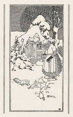 Heinrich Vogeler, The Jersey Devil, Urban Legends, Romanticism, Etchings, Classic Books, Animal Crafts, Kazakhstan, Middle Ages