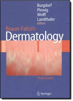 Braun-Falco's Dermatology  Price : $420.00 http://www.titaniumstores.com/Braun-Falcos-Dermatology-Burgdorf/dp/3540293124