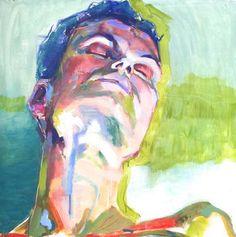 "Saatchi Art Artist Birgitta Bachmann; Painting, ""Reload"" #art"