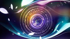 numérique oeil abstrait-Fond d'écran conception abstraite - 1366x768  Fond d'écran  Télécharger