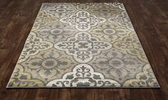 Wayfair-Art Carpet Arabella Collection Tilework Woven Area Rug, 8x10-$453