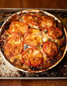 Eggplant Parmesan | 31 Delicious Things To Cook In January
