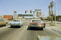 Amarillo, Texas, August 1973 — Stephen Shore