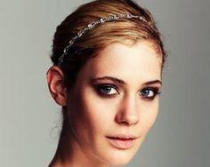 Mariage: un bijou de cheveux Jennifer Behr