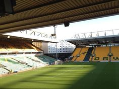 Carrow Road (UK) Carrow Road, Basketball Court, Board, Sports, Viajes, Log Projects, Hs Sports, Excercise, Sport