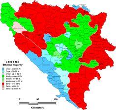 Bosnia-Herzegovina in 1994